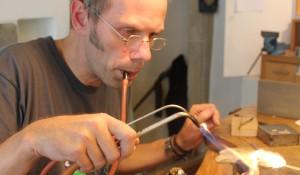 Serie über Handwerker