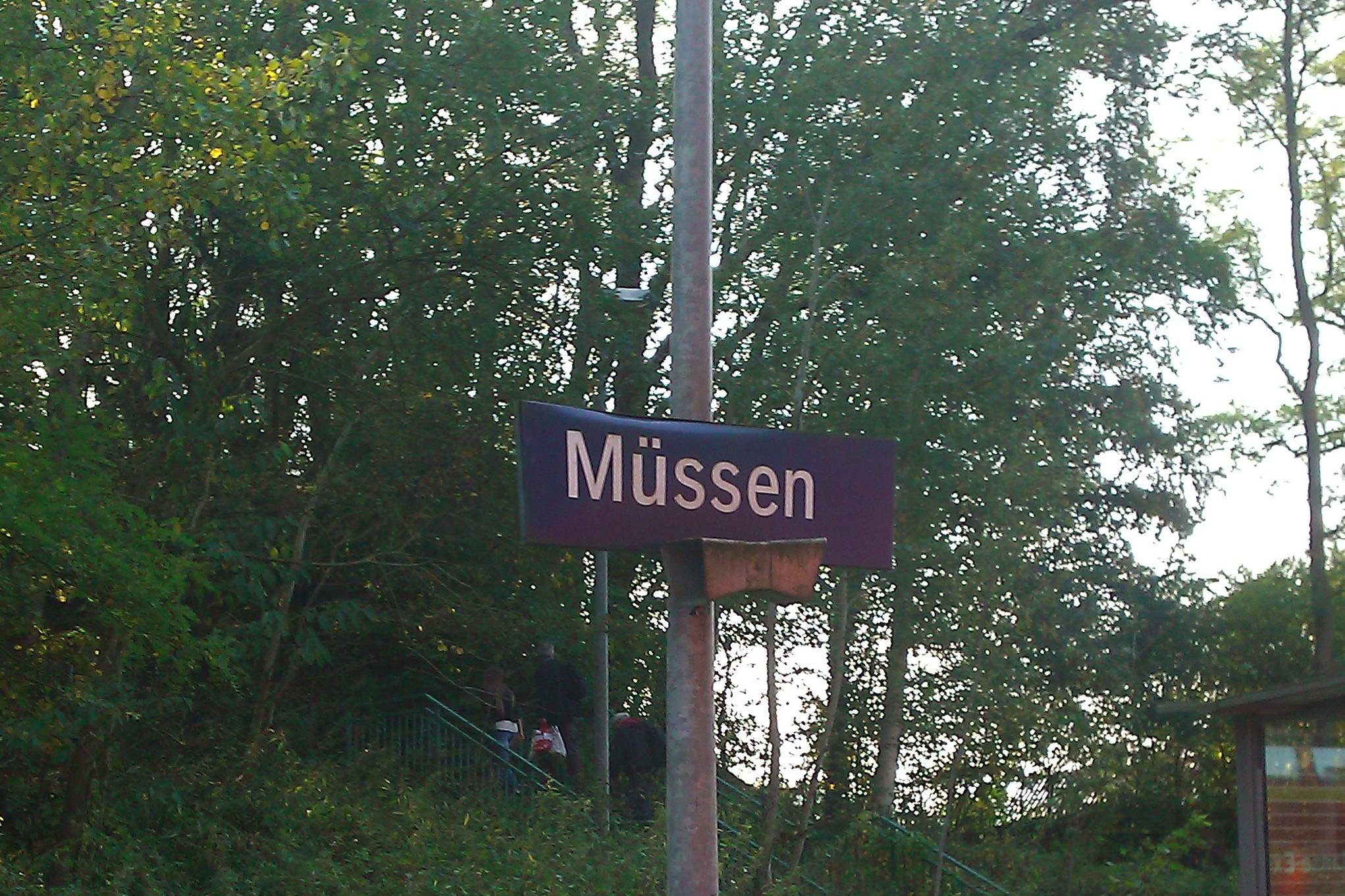 Muessen